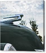 1938 Cadillac Canvas Print