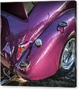 1938 Chevrolet Coupe With Rumble Seat Canvas Print