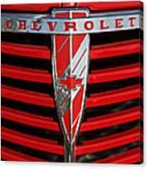1938 Chevy  Canvas Print
