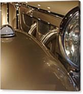 1938 Mercedes 540k Sport Tourer Canvas Print