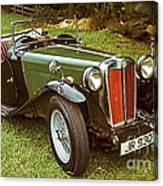 1938 Mg Ta Priced At Only 1550. In 1970.  Canvas Print