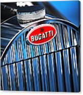 1939 Bugatti Type 57c Canvas Print