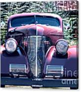 1939 Chevy Immenent Front Original Canvas Print