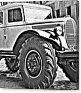 1939 Monster Truck Canvas Print