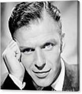 1940 - Frank Sinatra - Blue Eyes Canvas Print