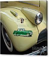 1940 Buick 41c Canvas Print