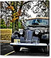 1940 Cadillac Coupe Canvas Print