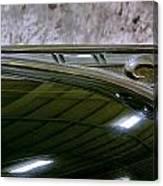 1940 Dodge Pickup Hood Ornament Canvas Print