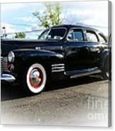 1941 Cadillac Coupe Canvas Print