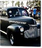 1941 Chevy Special Deluxe Canvas Print