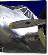 1943 Beechcraft C-45 Expediter Canvas Print