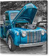 1946 Ford Pickup Canvas Print