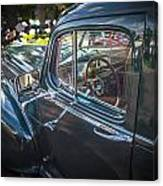 1946 Hudson Super Six Sedan  Canvas Print