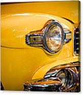 1947 Lincoln Continental Model 76h Canvas Print