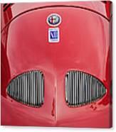 1948 Alfa Romeo Nardi Danese Convertible Canvas Print