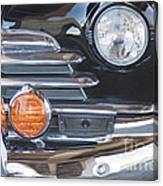 1948 Chevrolet Grille Fleetmaster Canvas Print