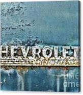 1948 Chevrolet Thrift Master Canvas Print