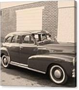 1948 Chevy Canvas Print