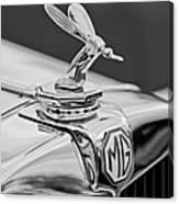 1948 Mg Tc - The Midge Hood Ornament Canvas Print