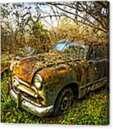 1949 Ford Canvas Print