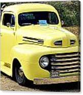 1949 Ford Pickup Canvas Print