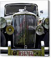 1949 Jaguar  Canvas Print