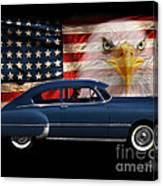 1949 Pontiac Tribute Roger Canvas Print