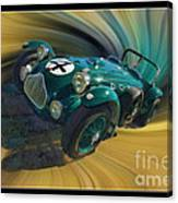 1950 Allard J-2 Lemans Car Canvas Print