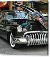 1950 Buick 2 Canvas Print