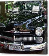 1950 Crysler Mercury Canvas Print