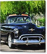 1950 Oldsmobile 88 -105c Canvas Print