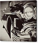 1950s Cadillac No. 1 Canvas Print