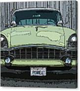 1950's Packard Canvas Print
