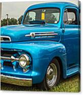 1951 Ford Canvas Print