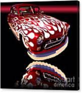 1951 Mercury Sedan Canvas Print