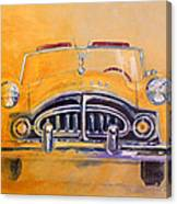 1951 Packard Clipper Canvas Print