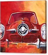 1951 Studebaker Canvas Print