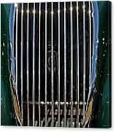 1952 Jag Xk120 Canvas Print