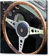 1952 Jaguar Xk120 Roadster 5d22971 Canvas Print