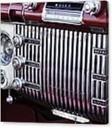 1953 Buick Skylark Canvas Print