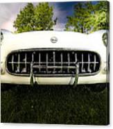 1954 Corvette Stingray Canvas Print