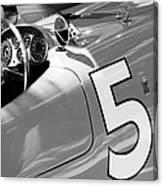 1953 Ferrari 375 Mm Spider Canvas Print