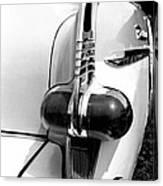 1953 Packard Caribbean Tail Light Canvas Print