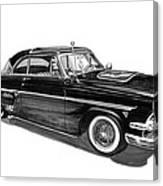 1954 Ford Skyliner Canvas Print
