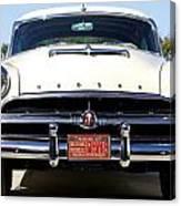 1954 Hudson Hornet Canvas Print