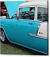 1955 Chevrolet 210 Canvas Print