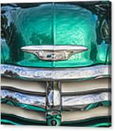 1955 Chevrolet First Series Canvas Print