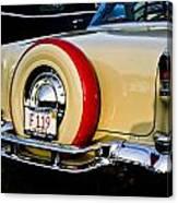 1955 Chevy Bel Air Rear Canvas Print
