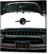1955 Oldsmobile 88 Canvas Print