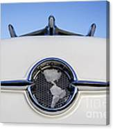 1955 Oldsmobile Canvas Print